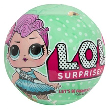 Кукла L.O.L. Surprise- Сюрприз в шарике Lets Be Friends - Series 2 Wave 2