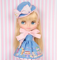 Кукла Neo Blythe Junie Moon Home Sweet Home