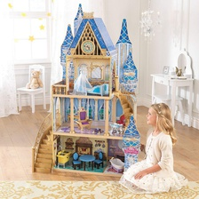 Кукольный домик KidKraft Disney Princess Cinderella Royal Dreams Dollhouse- Exclusive