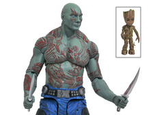 Фигурка Дракс (Drax) Стражи Галактики - Marvel Select