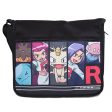 Сумка Pokemon Team Rocket Messenger Bag