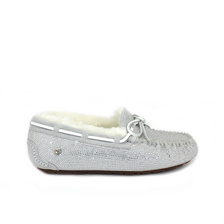 Мокасины UGG Dakota Serein Silver